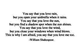 William shakespeare love quote | Artist Quotes&Song Lyrics ... via Relatably.com