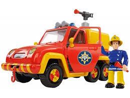 Игровой набор Спасательная пожарная машина - Агрономоff