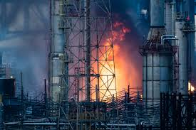 Explosions rip through South Philadelphia refinery, triggering major ...