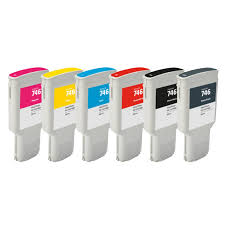 einkshop 300ML <b>746</b> Compatible Ink Cartridge Replacement for <b>HP</b> ...