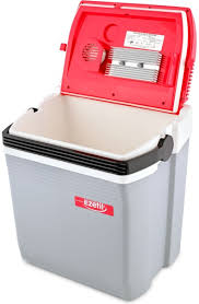 <b>Автомобильный холодильник EZETIL E28</b> 12V купить по цене 6 ...