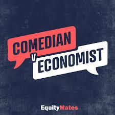 Comedian v Economist