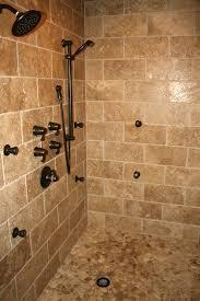 stone travertine bathroom