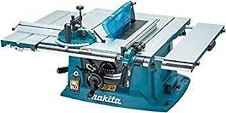 Makita MLT100 <b>260 mm</b> 240V Table Saw - Blue (7-<b>Piece</b>): Amazon ...