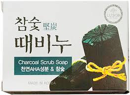 DongBang <b>Мыло</b>-<b>скраб</b> с экстрактами <b>древесного</b> угля, 100 г ...