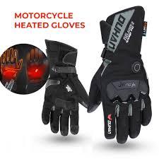 Перчатки для мотоцикла с подогревом, зимние <b>теплые перчатки</b> ...