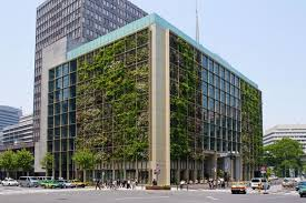 images of building integrated agriculture in japan beautiful urban farm at pasona beautiful office building