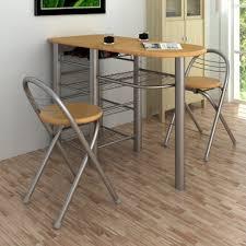 Kitchen Bar Table And Stools Enchanting Bar Table And Stool Set Wallpaper Decoreven