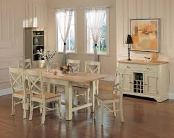 French Style Dining Room Furniture White French Country Kitchen Classic Style Dining Table Hardwood