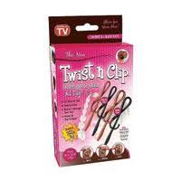 Заколки, зажимы для волос Twist купить, сравнить цены в ...