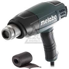 <b>Набор</b> Metabo <b>Фен технический</b> H 16-500 (601650000) +Лента ...
