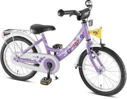 Двухколесный <b>велосипед Puky ZL 18-1</b> Alu 4324 lilac
