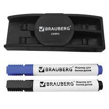 <b>Набор для магнитно-маркерной доски</b> (магнитный стиратель, 2 ...
