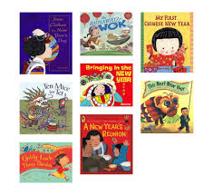 Lunar New Year Picture Books | Vancouver Public Library ...