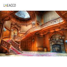 <b>Laeacco</b> Palace Interior <b>Arch Door</b> Window Stairs Doll Photography ...