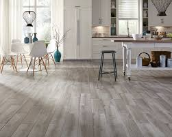 Hardwood Or Tile In Kitchen Interested In Wood Look Tile Check Out Himba Gray Porcelain