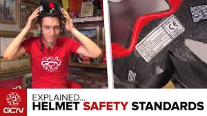 Cycle <b>Helmet Safety</b> Standards Explained - YouTube