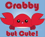 Images & Illustrations of crabby