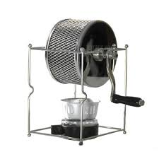 TB - F003 Manual Household Stainless Steel <b>Coffee Bean Baking</b> ...