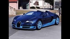 Of Bugattis Bugatti Veyron All Models Youtube