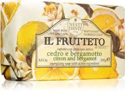 Nesti Dante <b>Il Frutteto</b> Citron and Bergamot натуральное <b>мыло</b> ...