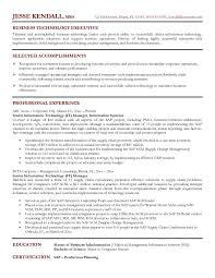 information technology project manager resumes template resume it template