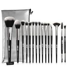 Buy <b>15Pcs Makeup Brush</b> Sets <b>Professional</b> Nylon Hair Cosmetic ...
