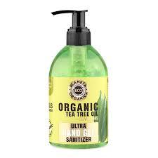 <b>Универсальный гель для рук</b> «Organic tea tree oil» Санитайзер ...