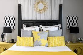 yellow and gray bedroom:  images about yellow and grey inspiration for bedroom on pinterest