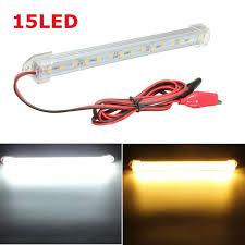 <b>Brand New 150cm</b> 12V <b>LED</b> Car Interior Light Bar Tube Strip Lamp ...