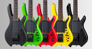 Saber Hexfx Bass Now Available in 5 <b>New</b> Bold Finishes and ...