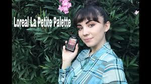 <b>L'Oréal</b> Paris <b>La Petite Palette</b> - Maximalist Palet Makyajı - YouTube