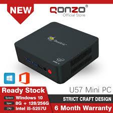 <b>NEW ARRIVAL</b>   Qonzo Intel i5-5257U <b>Beelink</b> U57 Mini Computer ...