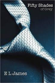 Image result for fifty shades of grey book cover