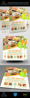 breakfast restaurant flyer template vol by owpictures graphicriver breakfast restaurant flyer template vol 2 restaurant flyers