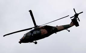 Pao turski vojni helikopter u Istanbulu | Helikopterske nesreće News ...