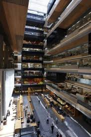 in the architects words the anz centre in melbournes anz melbourne office