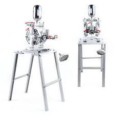 <b>Aluminum Alloy</b> Pneumatic Double Diaphragm Pump Electric Ink ...