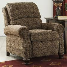 high leg recliner bedroom transitional