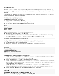 good resume ideas sample resumes choose word template good cover letter good resume ideas sample resumes choose word template good objective lines really objectivesexamples of
