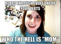 crazy ex girlfriends/boyfriends on Pinterest | Jealous Ex, Crazy ... via Relatably.com