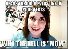 crazy ex girlfriends/boyfriends on Pinterest | Jealous Ex, Crazy ... via Relatably.com