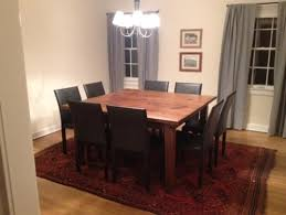 dining sets seater: impressive square dining table seats  home inspiration ideas within  seat square dining table ordinary
