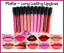 Image result for NAKED 6 LONG LASTING LIPGLOSS 24 HOURS