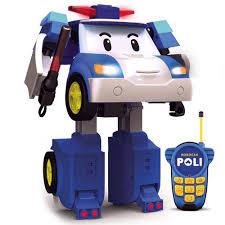 <b>Радиоуправляемая машина Robocar</b> Poli RC 31cm (83185 ...