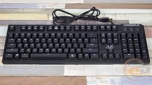 Обзор и тестирование игровой клавиатуры <b>ASUS Cerberus</b> Mech ...