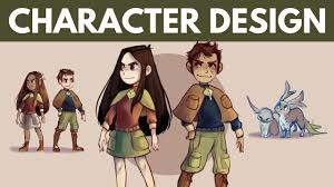 How to <b>Design</b> Characters // 6 Tips & Tricks! - YouTube
