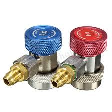 <b>1PC</b> R134A <b>AC Air Condition</b> Adjustable Quick Coupler High Low ...