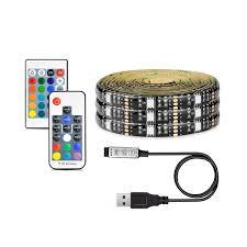 5050 DC <b>5V RGB USB LED</b> Strips Waterproof 30LED/M TV <b>LED</b> ...