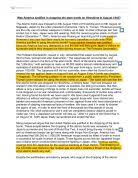 were the dropping of the atomic bombs justified    gcse history    related gcse usa    essays